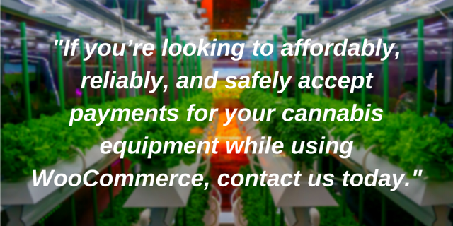 WooCommerce cannabis equipment payment processing - Tower Payments Content Image